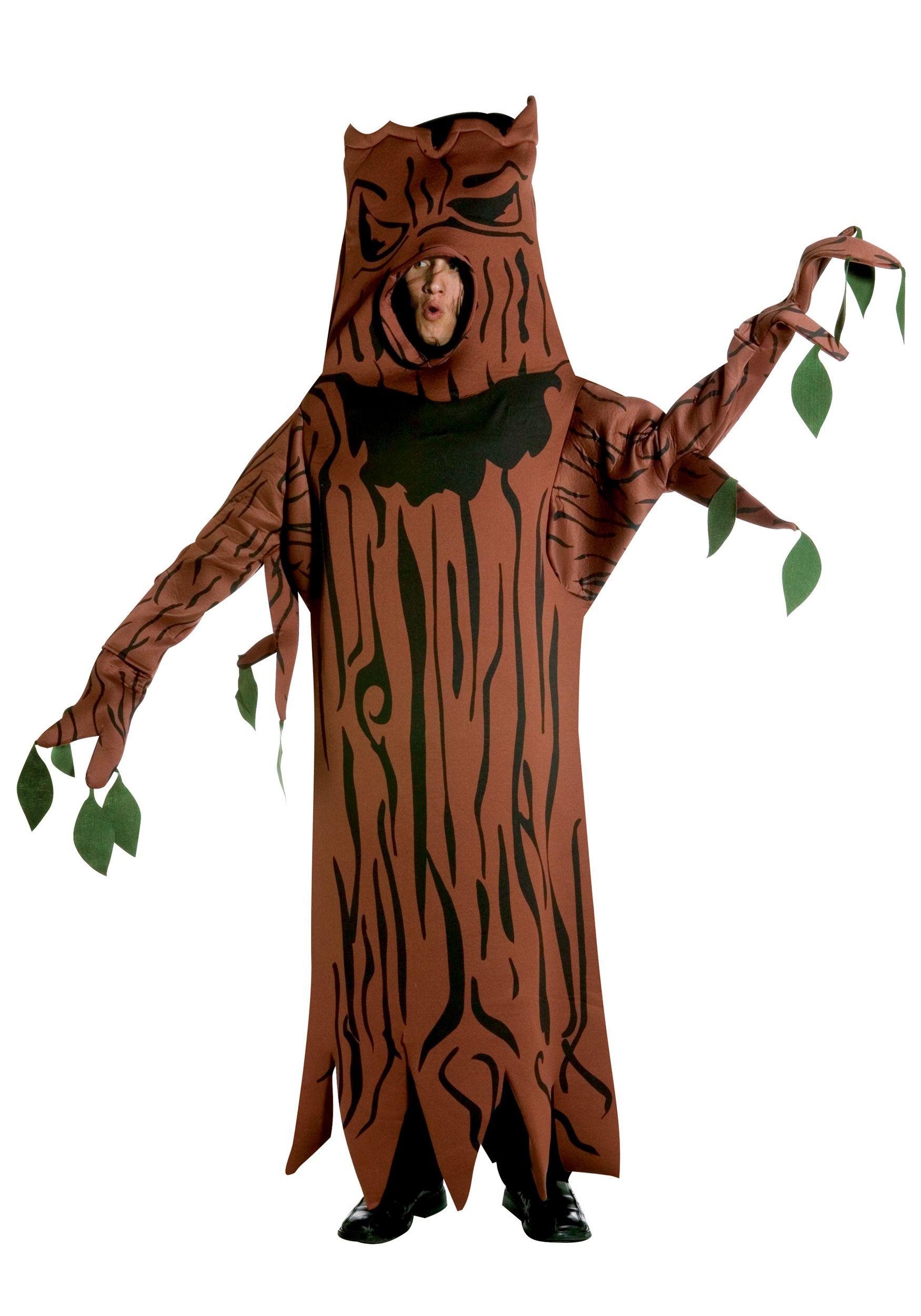 Preparing #halloweencostume ' Spooky Tree