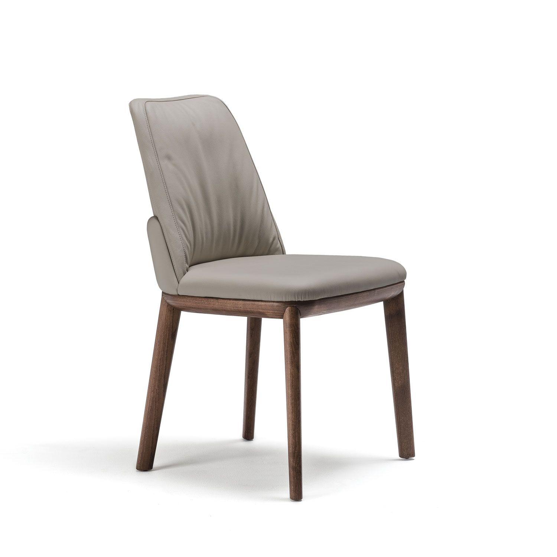 Best Furniture Stores Near Me: Luxury Italian Upholstered Belinda Chair
