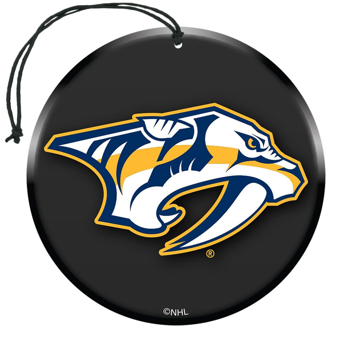 Nashville Predators Air Freshener Set 3 Pack Nashville