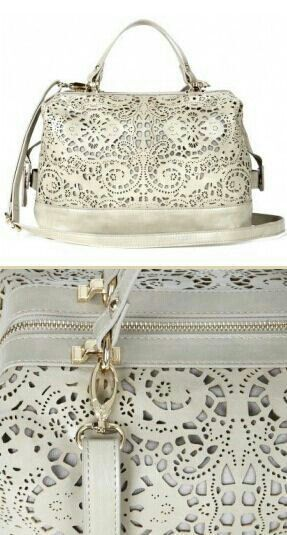 Photo of I don't know if I'd ever buy a white purse (for same reason I hesitate all w…