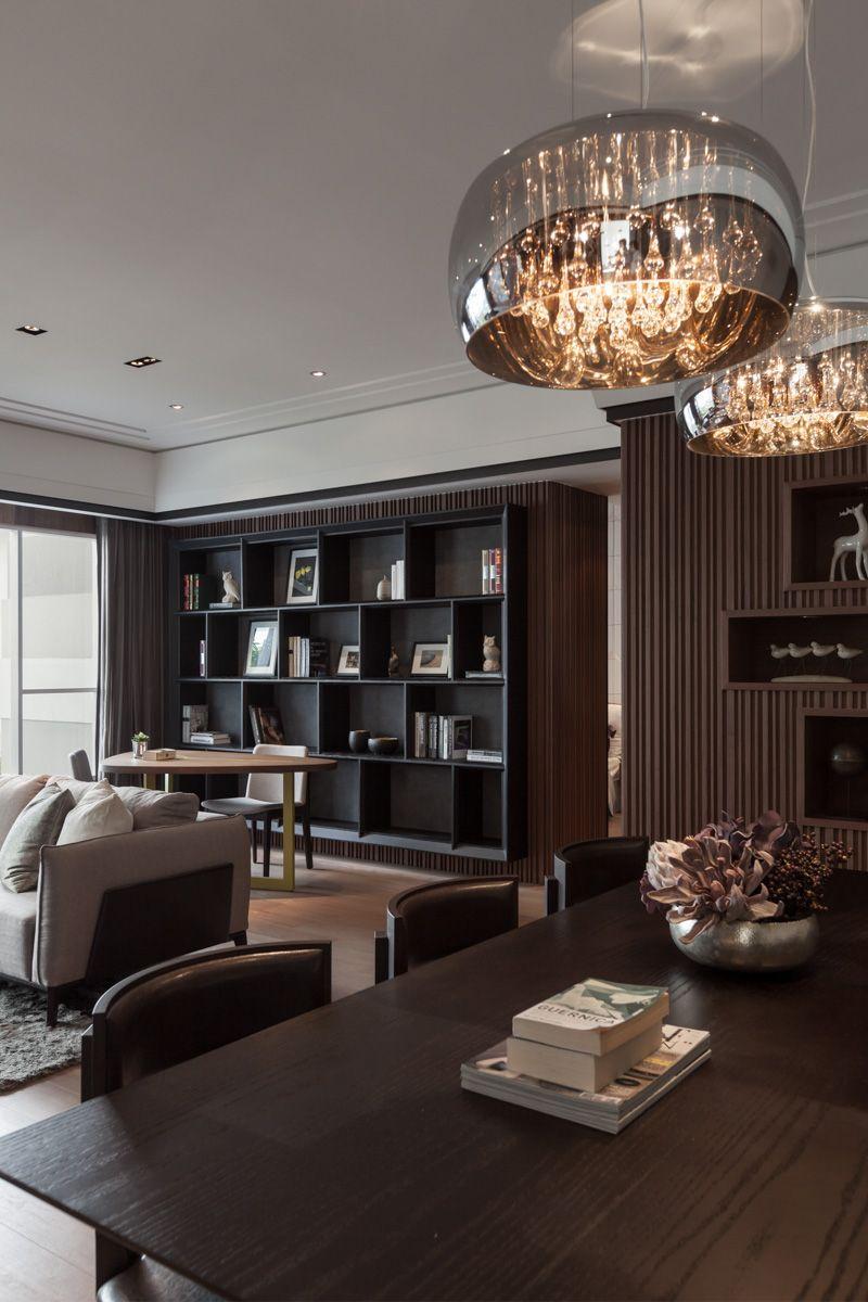 Modern Dark Wood Interior Design Decoomo
