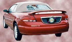 Unpainted 2001 2006 Chrysler Sebring Spoiler Convertible Custom Style