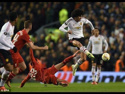 Liverpool Vs Manchester United 2 0 All Goals Highlights Europa League 2016 03 10 Liverpool Vs Manchester United Europa League Manchester United