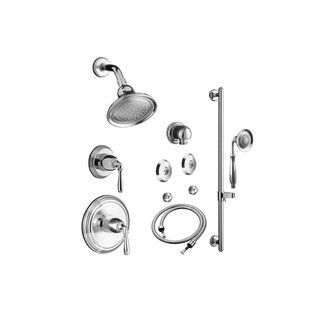 Master Shower 2 In 1 Kohler K Dev Bndl 4 304 Ks Shower Systems