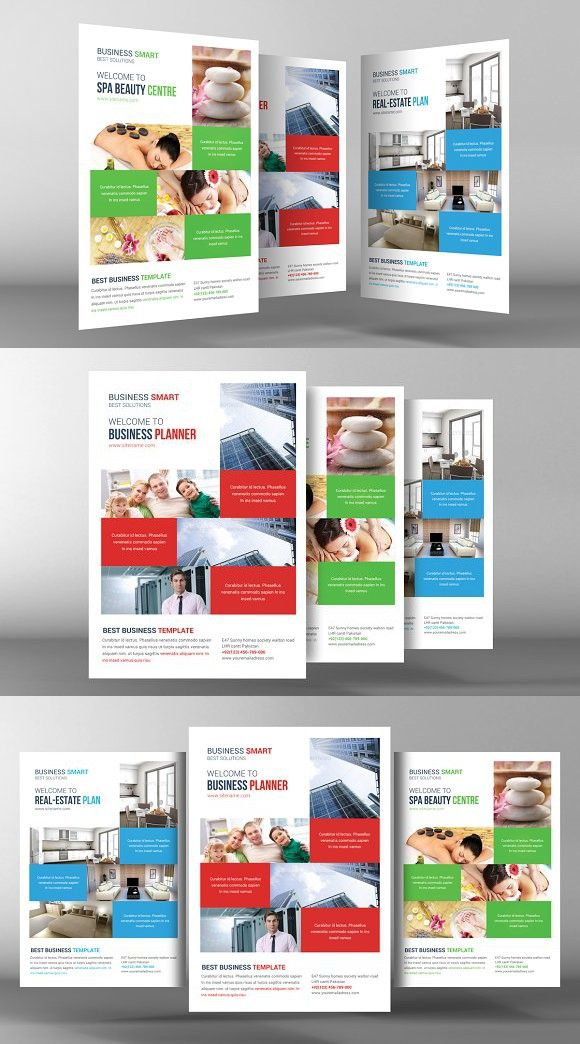Multipurpose Flyers Template A4 Flyer Editorial Publicity