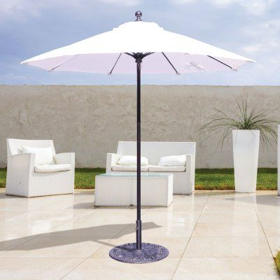 Sunbrella Commercial Patio Umbrella 725w 45
