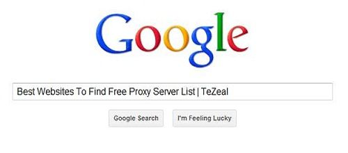 Best Websites To Find Free Proxy Server List | Tips and Tricks