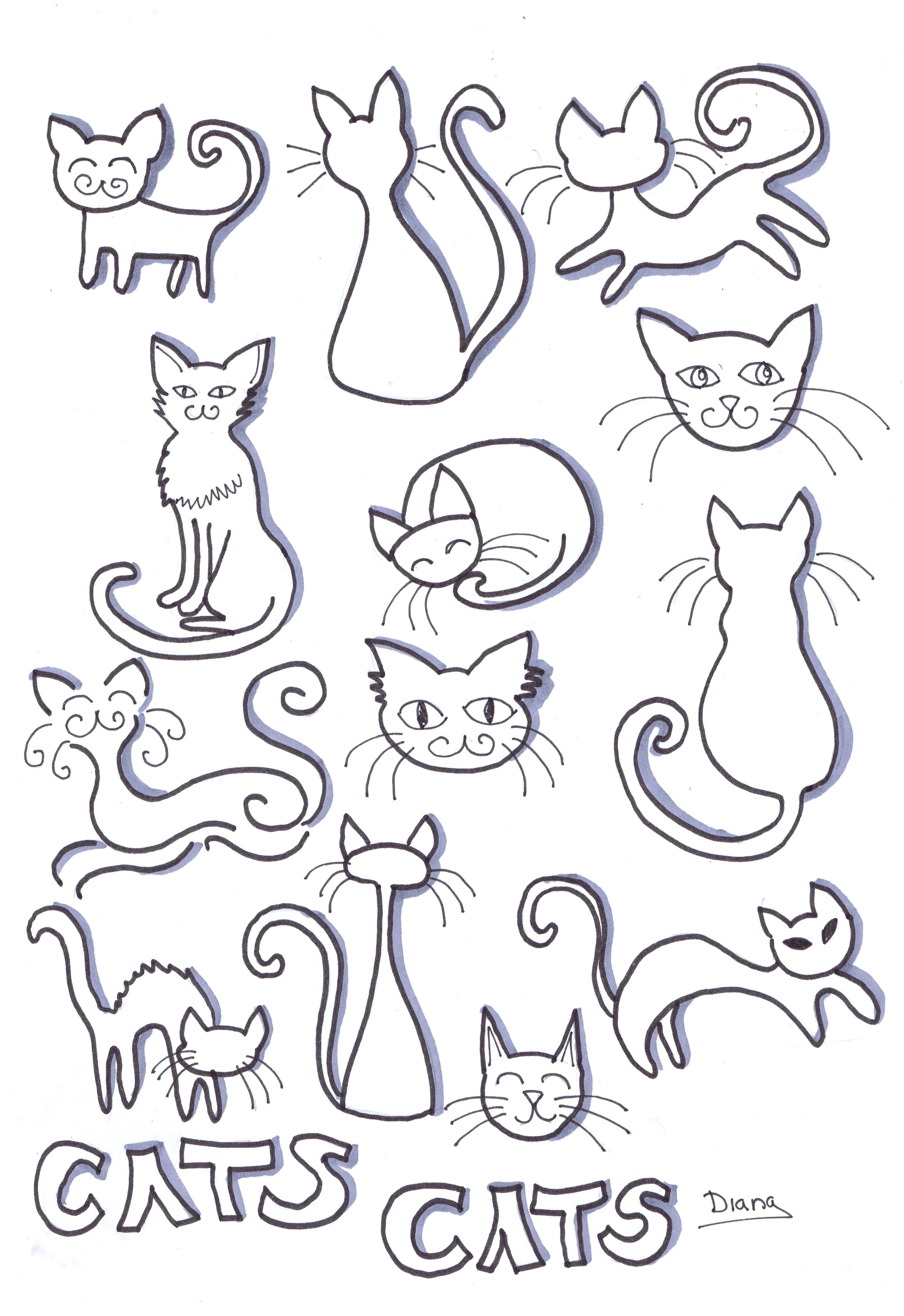 Episode 5. Gatos, cats, minimos, gats, gatti, chats, katzen... http://unacassaenlalunna.wordpress.com/2014/06/24/episode-5-gatos-cats-minimos-gats-gatti-chats-katzen/