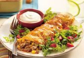 Photo of Beef and Green Chile Enchiladas-Beef and Green Chile Enchila…
