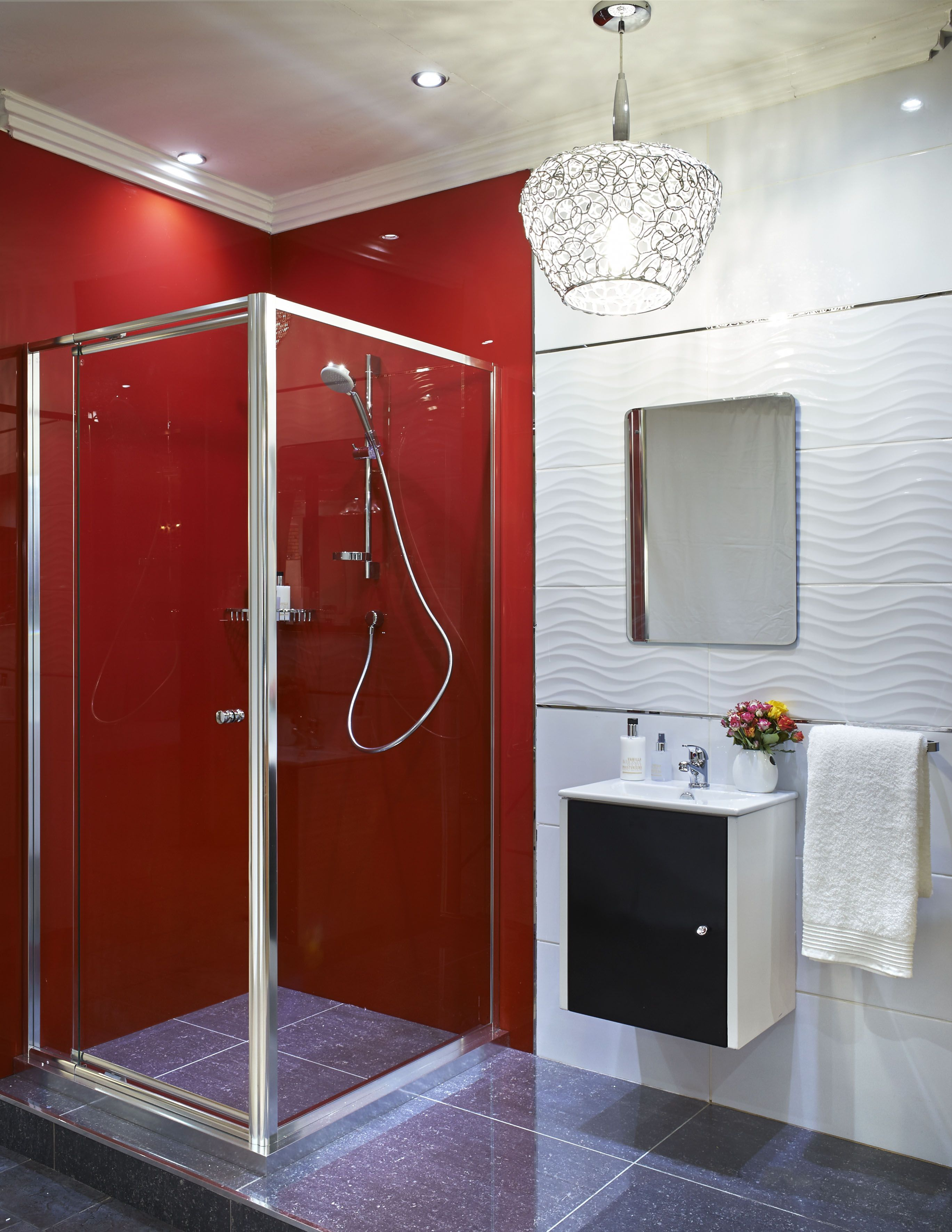 Lustrolite Is An Award Winning High Gloss Acrylic Wall Panel It S The Perfect Material To Create Stunning Acrylic Wall Panels Bathroom Wall Panels Wall Panels