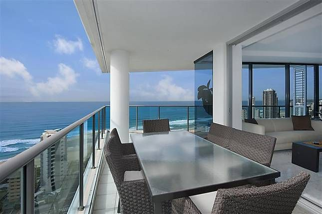 Apartment In Surfers Paradise Qld Home Beach View Holiday Rental