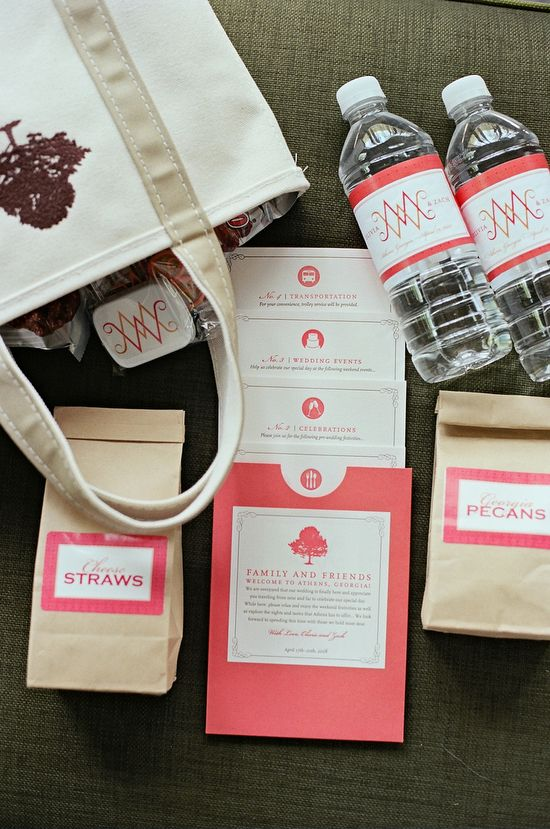 TRAVEL TREATS Ive Always Liked The Idea Of Welcome Bags But Know Wedding Hotel