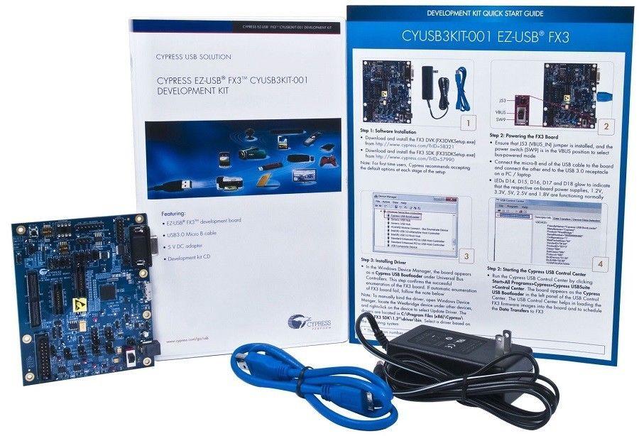 eBay #Sponsored Cypress USB Solution EZ-USB FX3 Development