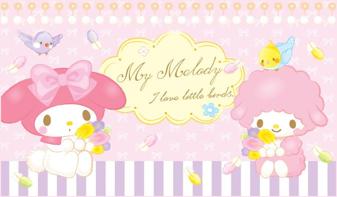 Sanrio: My Melody & My Sweet Piano:)