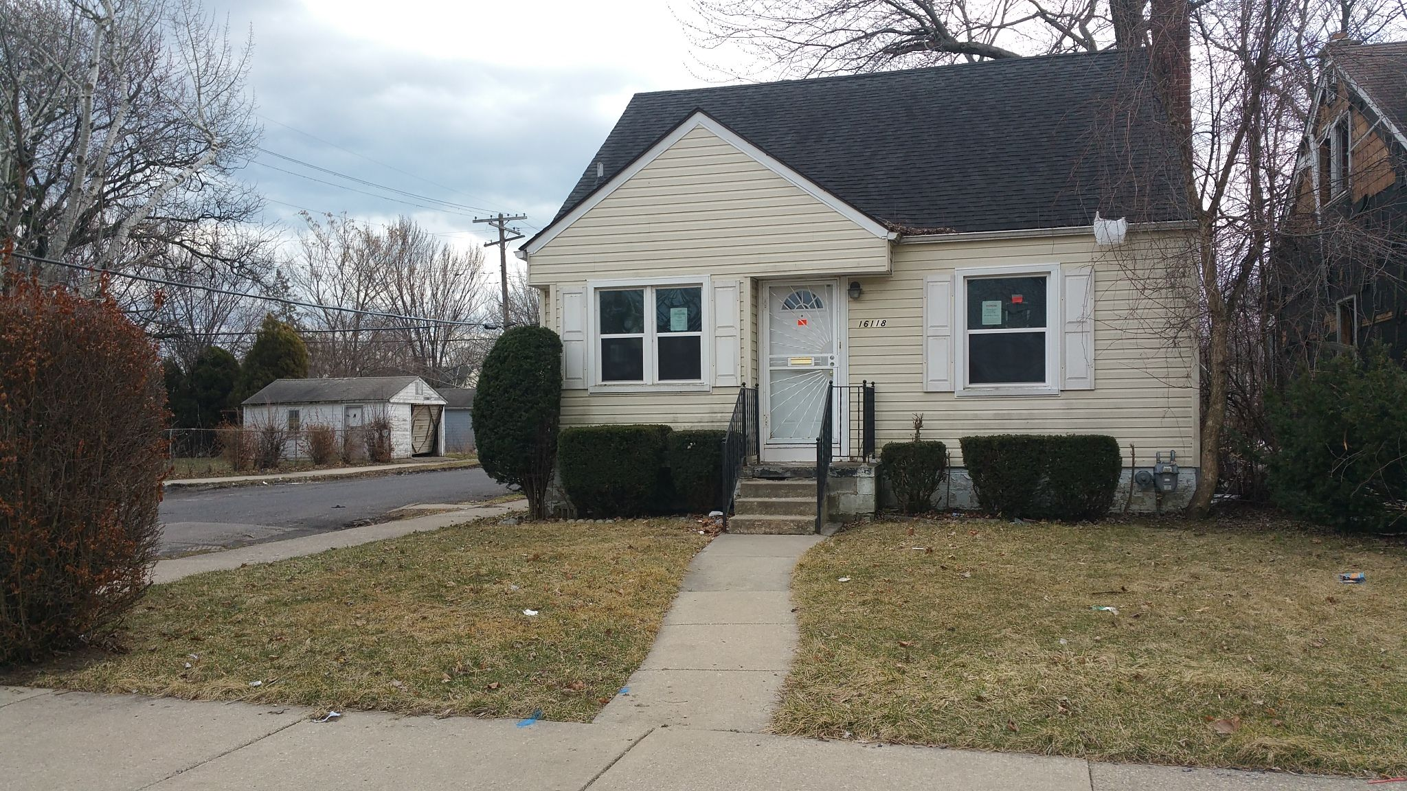 16118 Manning St Detroit Mi 48205 Wayne County Hud Homes Case Number 261 701501 Hud Homes For Sale Hud Homes Hud Homes For Sale Home