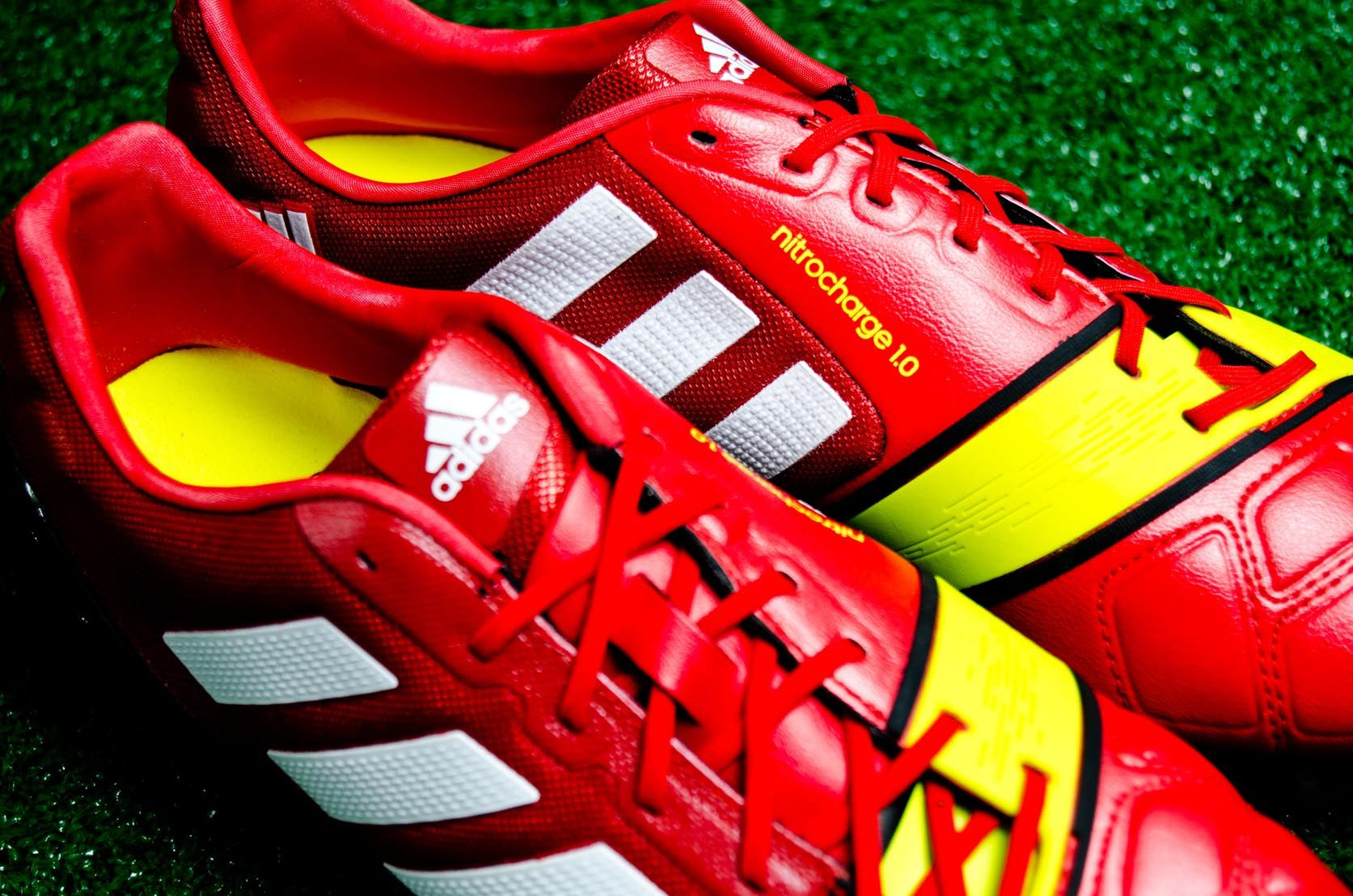 adidas nitrocharge 1 0 trx fg soccer cleats red. Black Bedroom Furniture Sets. Home Design Ideas