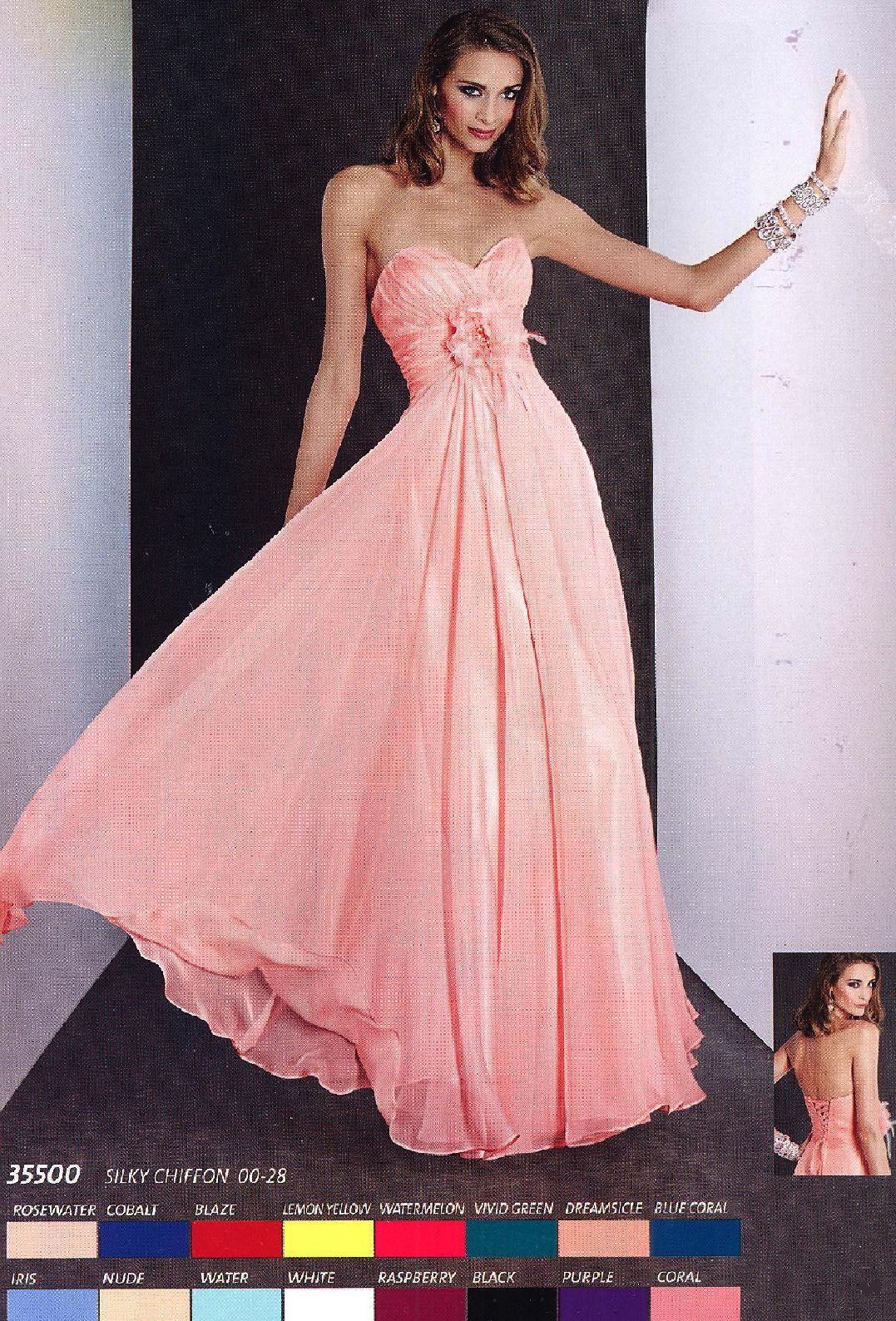 Evening Dresses<BR>Winter Ball Dresses<BR>Evening Dresses by B ...