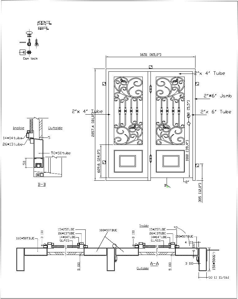 Pin Pa Single Doors Designs
