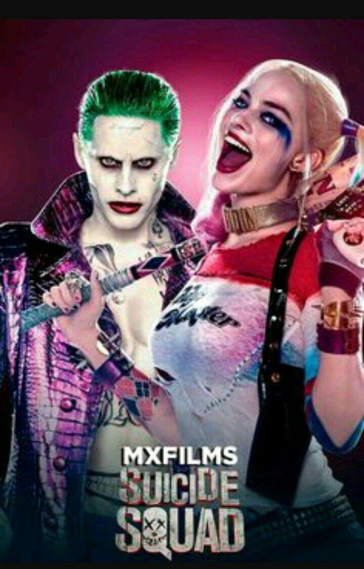 Pin De Ashley Converso Em Joker Arlequina E Coringa Desenho