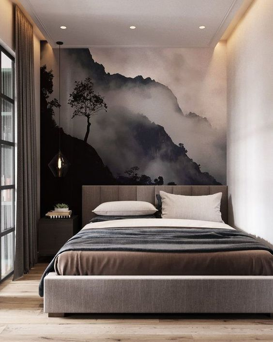 Sophisticated Contemporary Bedroom Ideas for Stylish Personal Area | DecorTrendy