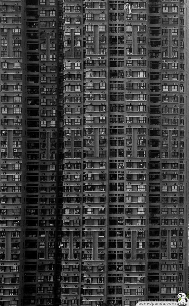 Seriously Big Blocks Of Flats In China Block Of Flats Building Vertical City