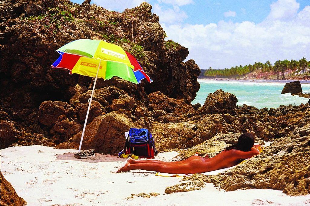 Playa de nudismo - Opiniones sobre Praia de Tambaba, Conde