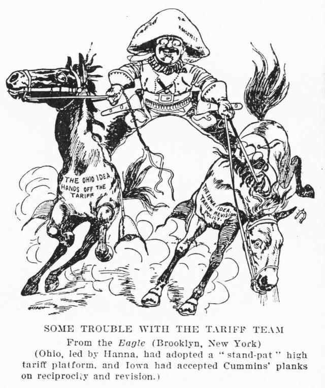 Teddy Roosevelt Political Cartoons