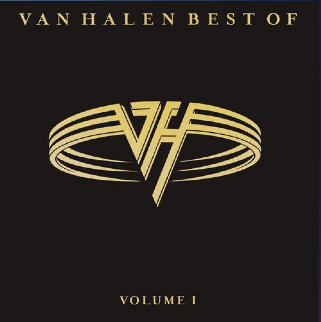 Dreams Love This One And Love Comes Walking In The Most Of The Vh Catalog Van Halen Van Halen Logo Album Cover Art