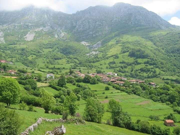 Bemiego. Quiros. Asturias.