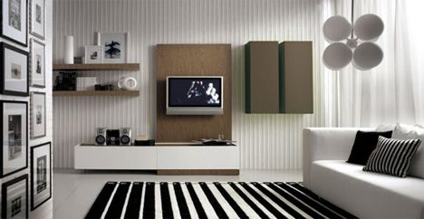 Beau 5 Living Room Modular Furniture
