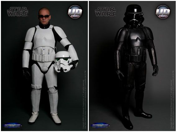 Storm Trooper Motorcycle Gear! I Must Have! Peoples