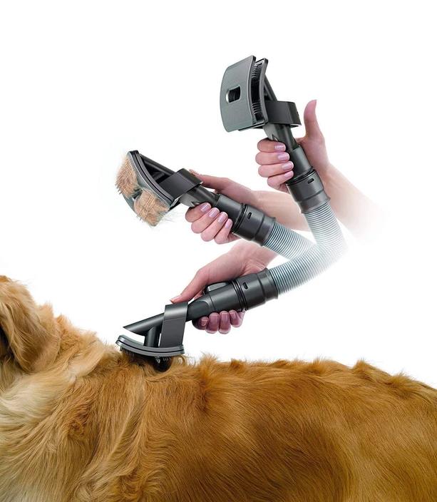 Pet Vacuum Brush Shedding
