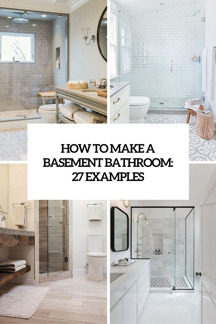 How To Add A Basement Bathroom 35 Ideas Basement Bathroom Remodeling Affordable Bathroom Remodel Basement Bathroom