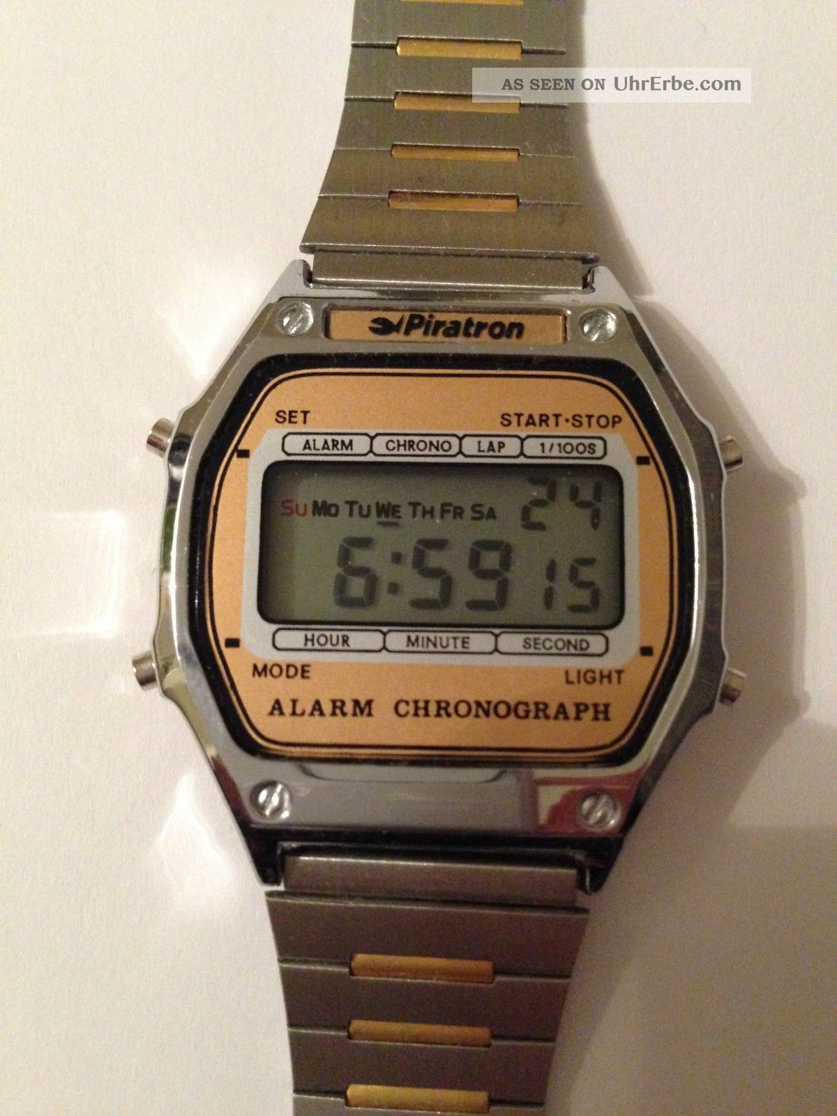 Vintage Seiko Armbanduhren