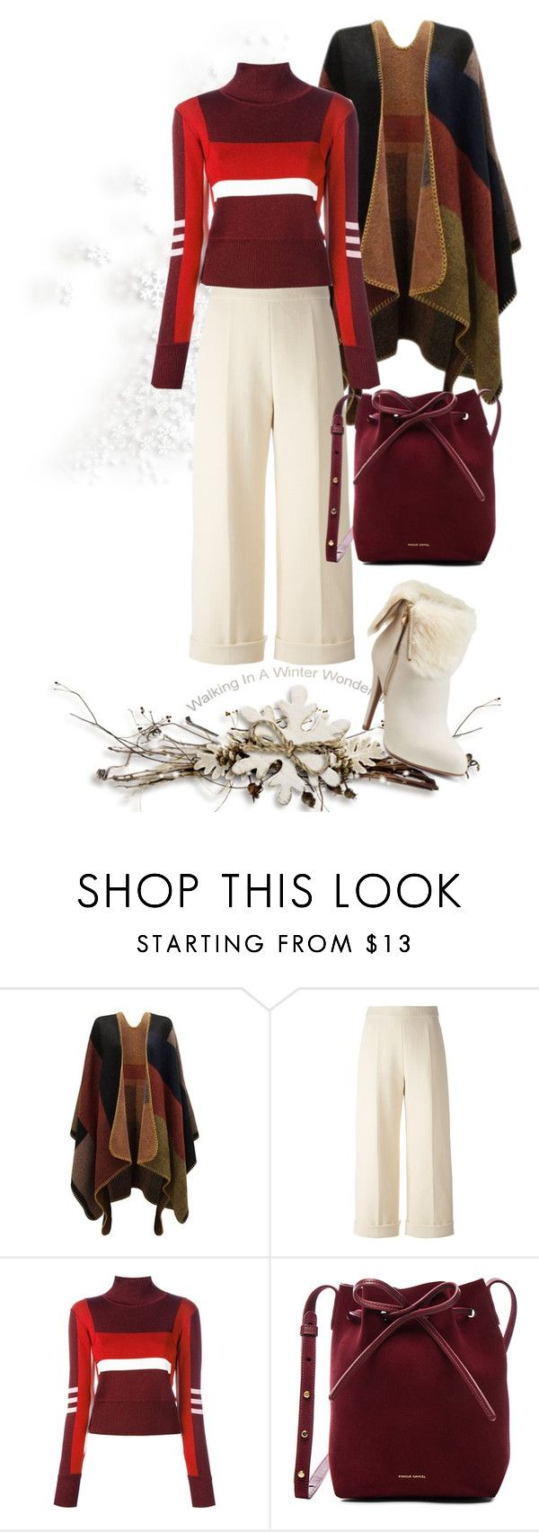 """""""falling into winter"""" by art-gives-me-life ❤ liked on Polyvore featuring Delpozo, Emilio Pucci, Mansur Gavriel, Jennifer Lopez and contestentry"""