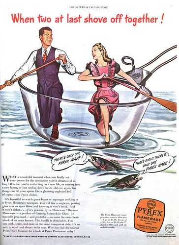 paddling in Pyrex by x-ray delta one, via Flickr