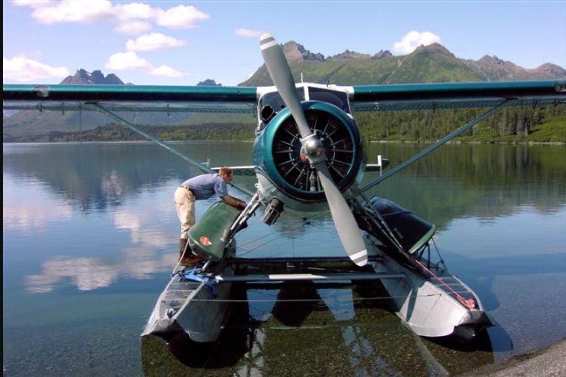 Pin by Greg Rogers on Bush Pilots & Prop Jobs Bush plane