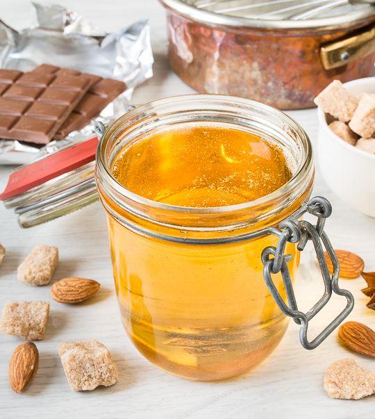 Сахарный сироп в домашних условиях 57