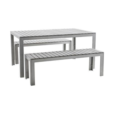 Dining Table And Benches On Their Way! Bring On Summer :)