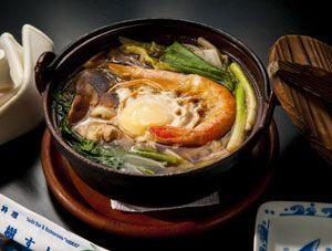 Nabeyaki Udon - Culinária Japonesa - NippoBrasil