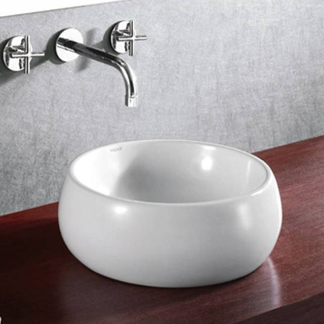 Vasque poser coral castorama salle de bain pinterest for Castorama wc a poser