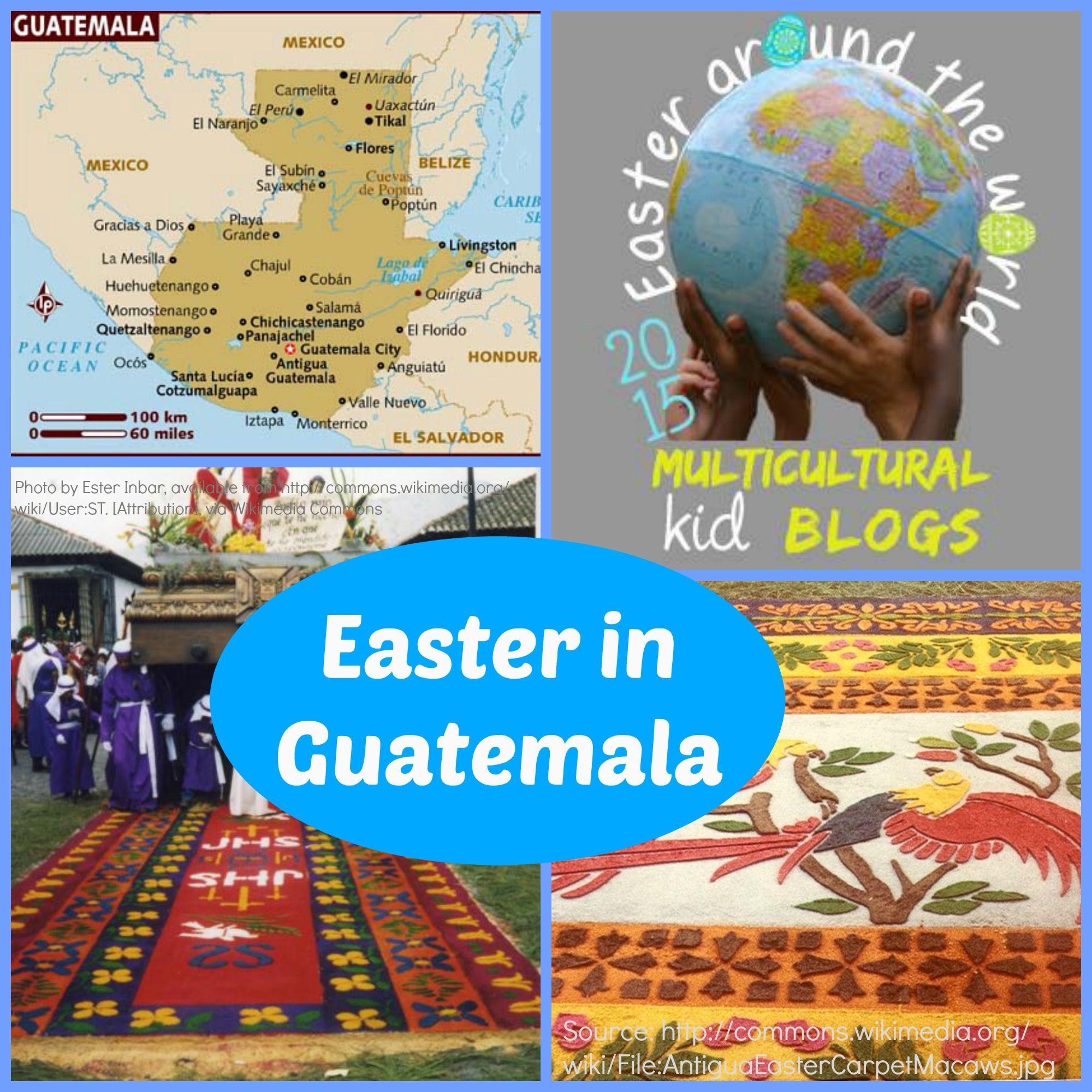 Easter In Guatemala Multicultural Kid Blogs Easter Preschool Guatemala Easter Story