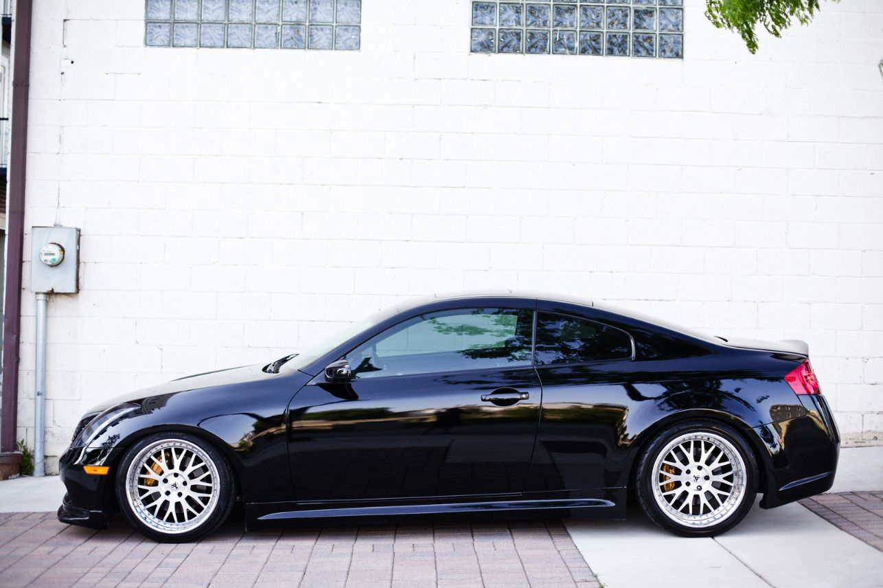 Photoshoot Black G35 Coupe Jdm Chicago Japanese Car Community Coupe Dream Cars Japanese Cars