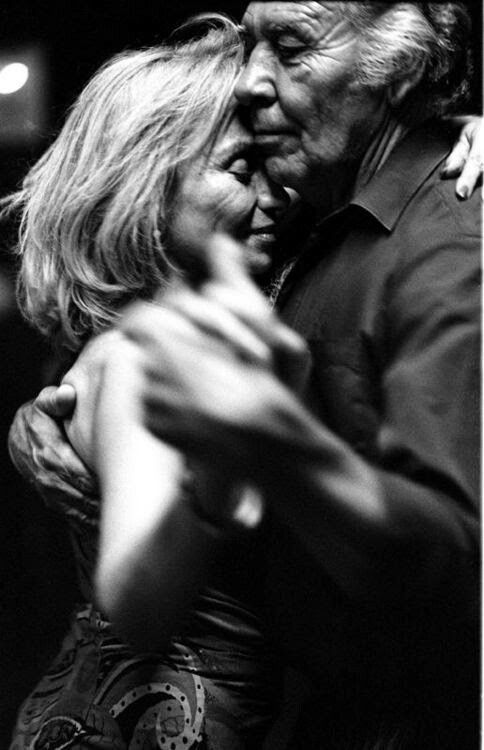Amor Del Bueno Dance Old Couples Tango