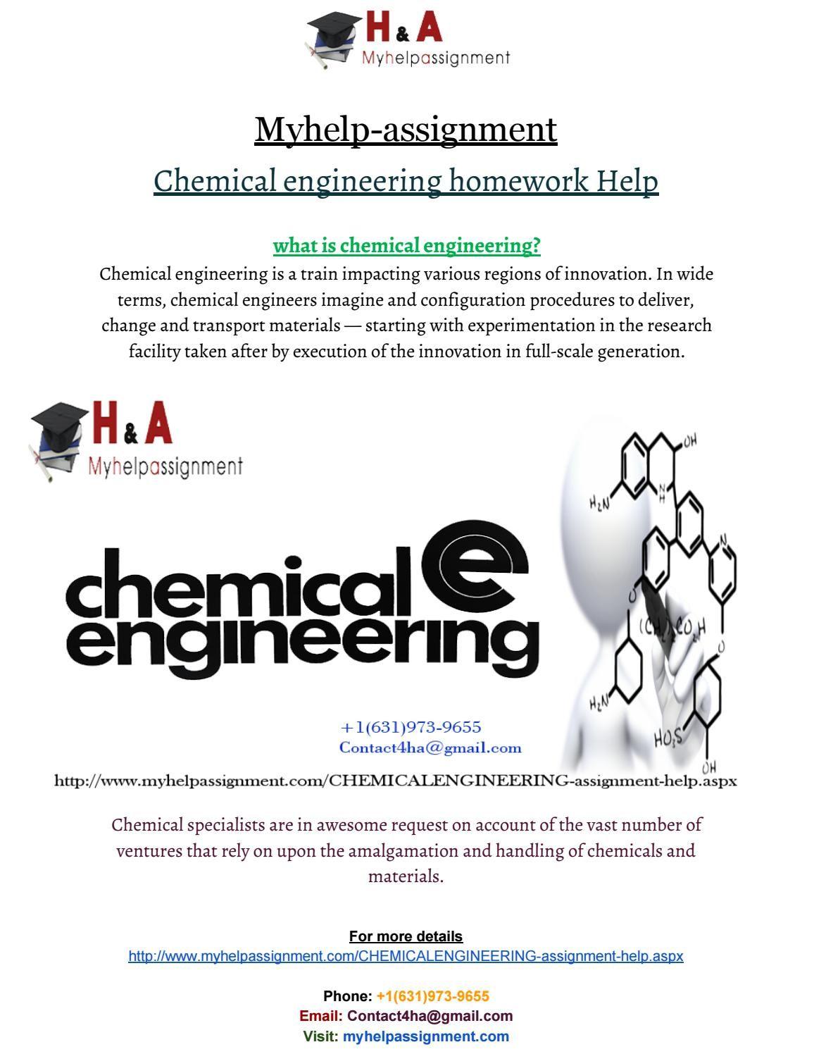 engineering homework help