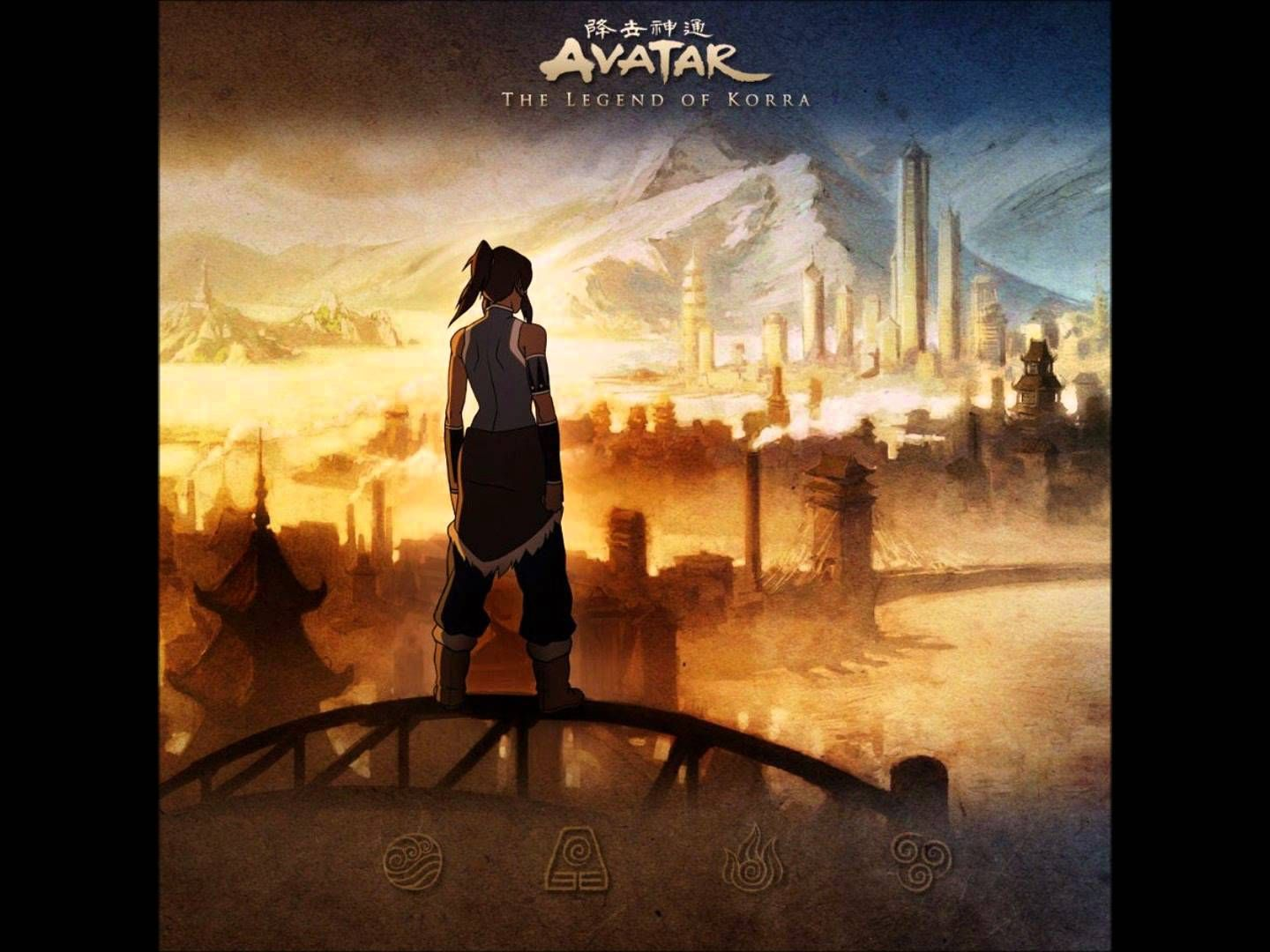 Avatar Legend Of Korra Ending Theme