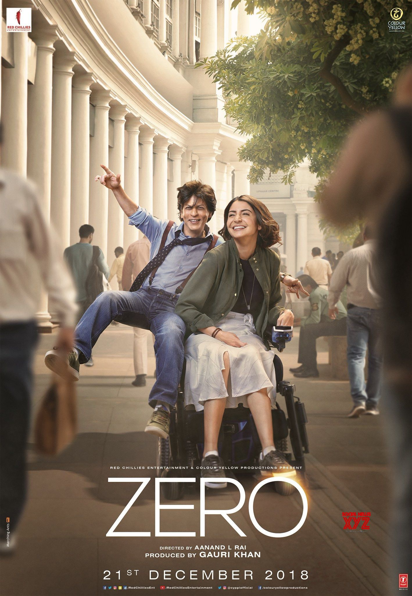 Zero Movie HD Posters - Social News XYZ