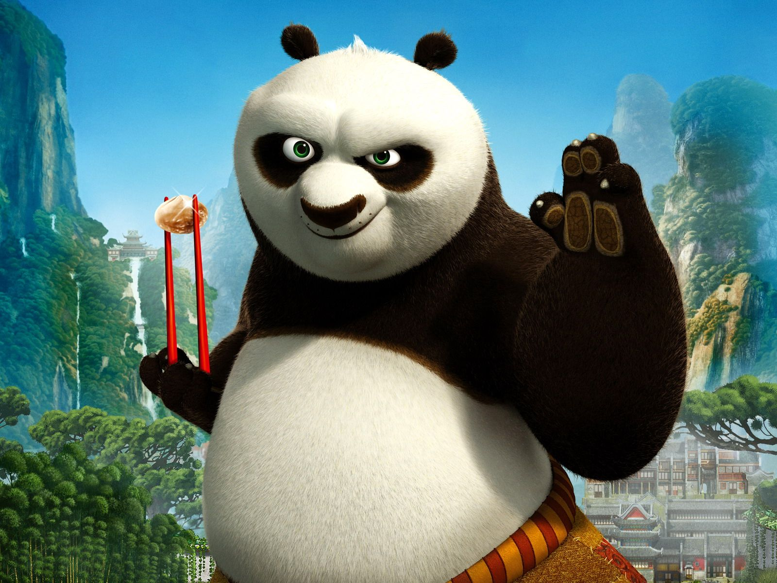 kung fu panda hd wallpapers | kung fu panda hd wallpapers