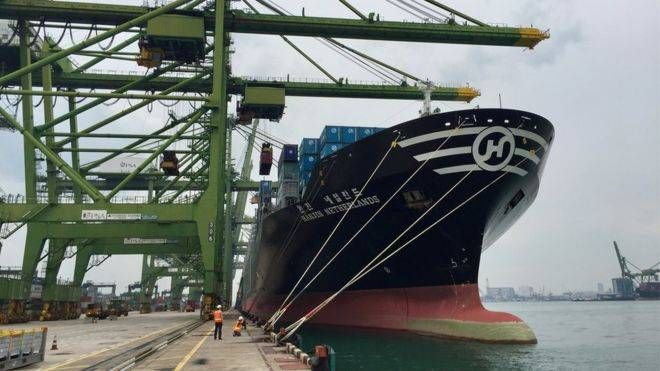 Hanjin shares jump 25% as US assets go on sale