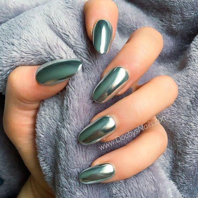 Chrome Nail Polish – The Insane New Trend